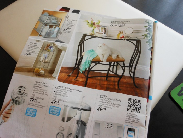 Bed, Bath, and Beyond Catalog