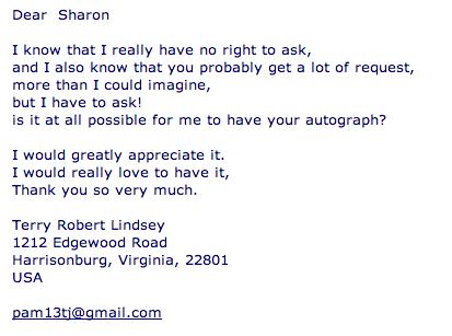 autograph scam
